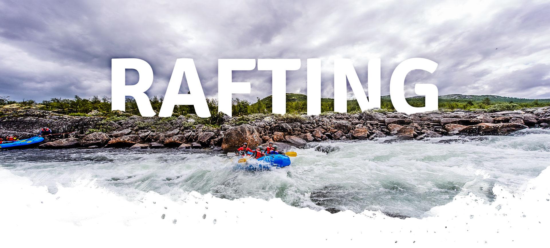 Dagali Rafting